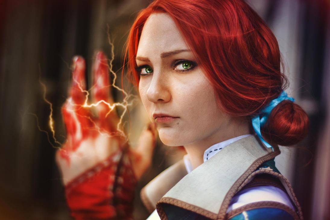 Don't pissof a Sorceress by Santatory