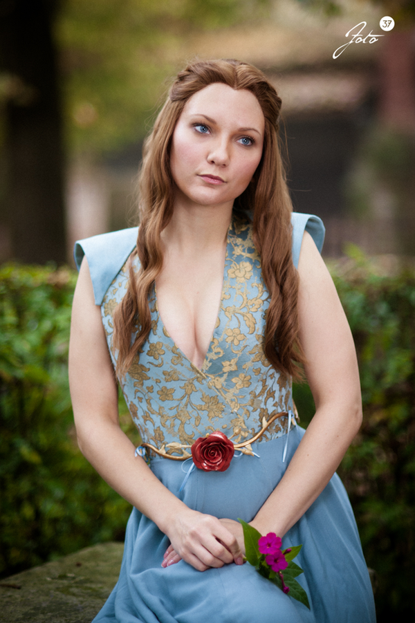 Margaery Tyrell Foto37- 1 by Santatory