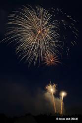 Fireworks V by friedapi