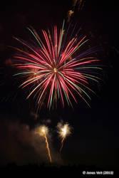 Fireworks VI by friedapi