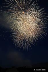 Fireworks IV by friedapi