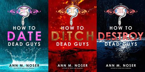 Witch's Handbook Series (Ann Noser) by EugeneTeplitsky