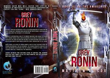 Grey Ronin (Matthew S. Cox) by EugeneTeplitsky