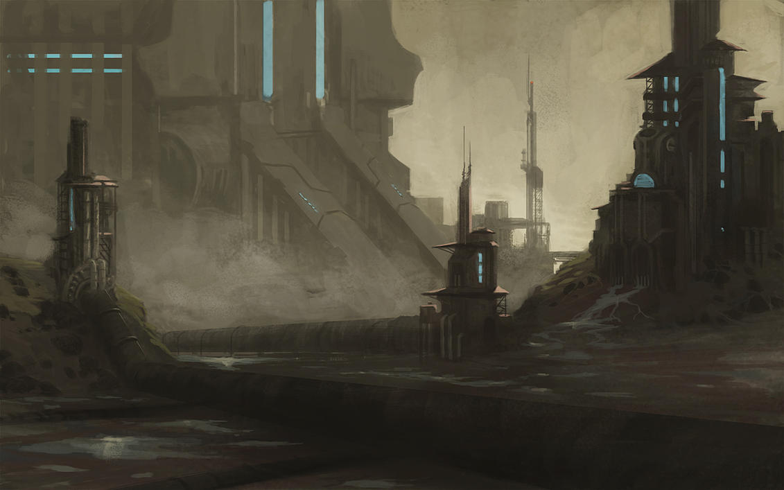 Speed Painting of the day vol.1 by KlausPillon