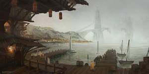 Bridge City Island