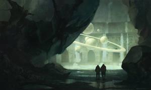 Nostradamus's Cave