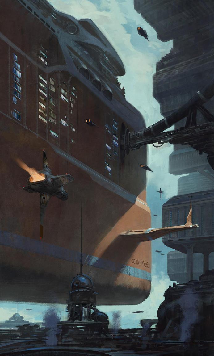 Flight by KlausPillon
