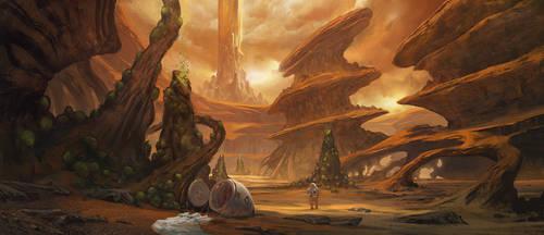 Living Planet by KlausPillon
