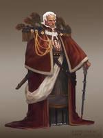 Acaratus concept art - Emperor -