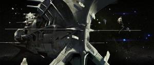 Spacecraft Derelict