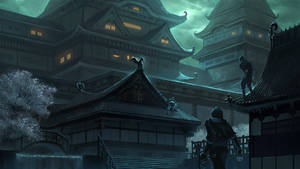 Rise of the Kage - Outside the Castle -
