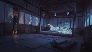Rise of the Kage - Outside the Lords Bedroom -
