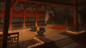 Rise of the Kage - Grand Master Room -