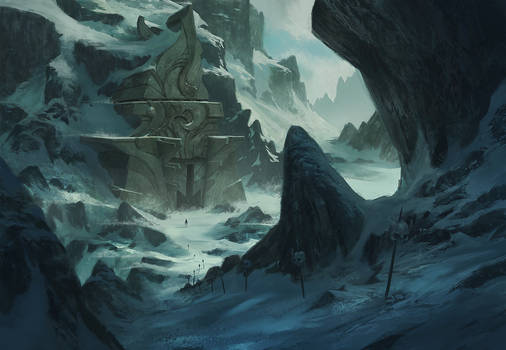 Evil Monastery