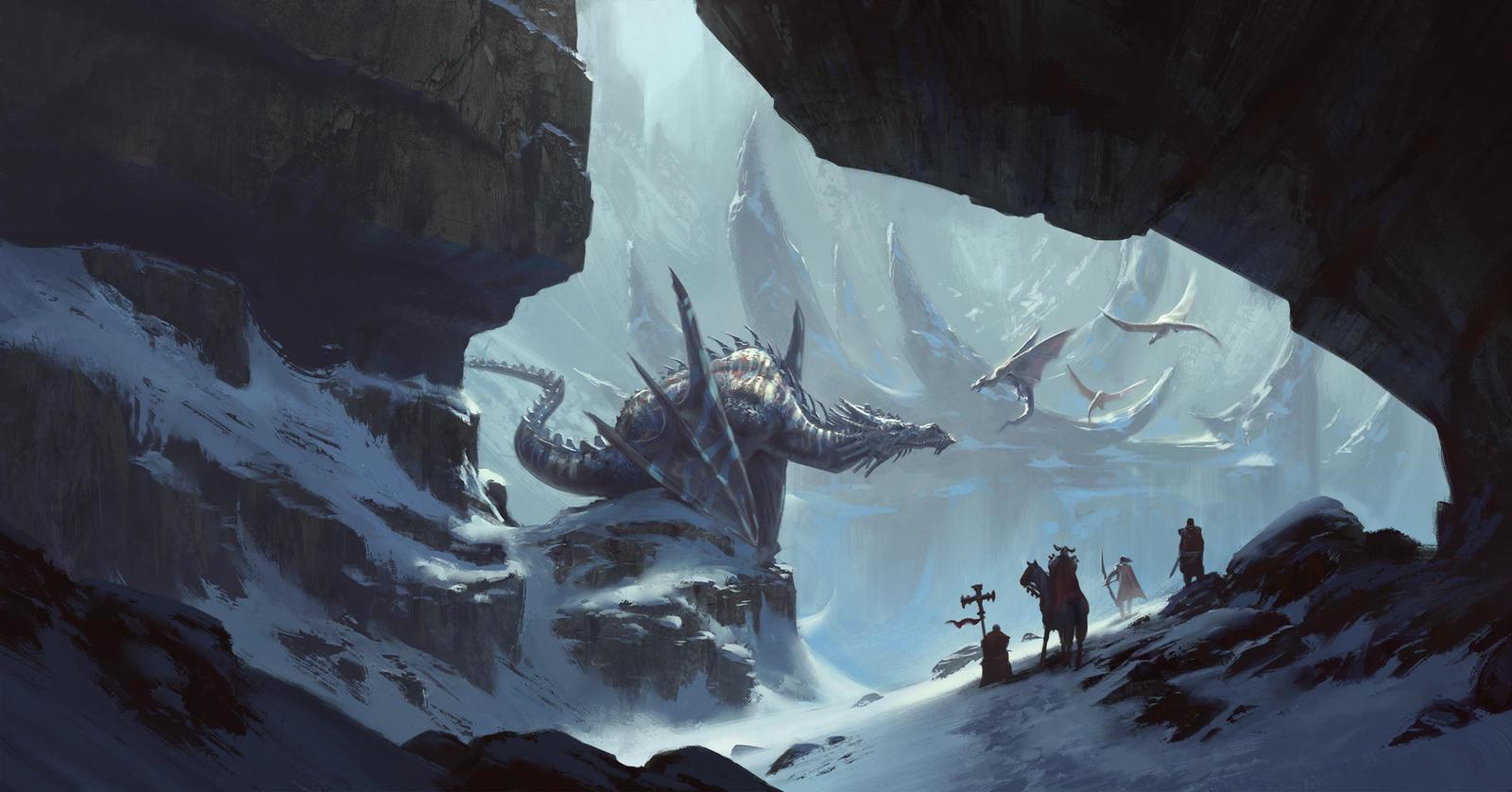Dragon's Nest by KlausPillon