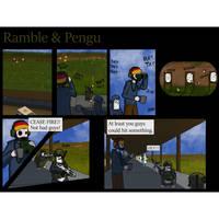 Ramble and Pengu 6