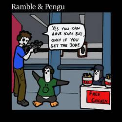 Ramble and Pengu Mini 2