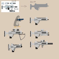 Pengu Assault Rifle V2