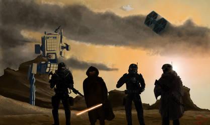 Imperial Desert Operators