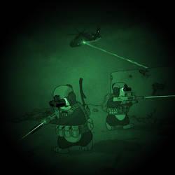 Night Time Pengu Raid