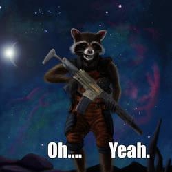 Rocket Honey Badger
