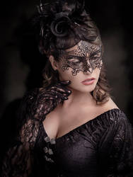 The Mask ... by MissNathalya