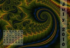 Lux Calendar 2010 Jul.