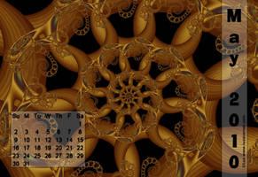 Lux Calendar 2010 May.