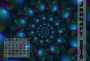 Lux Calendar 2010 Jan.