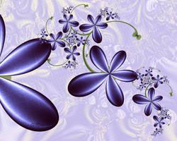 Glass Flowers- Modified
