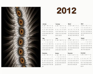 Lux Calendar2012-2