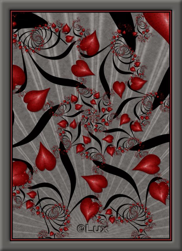 Hearts.... by LaxmiJayaraj