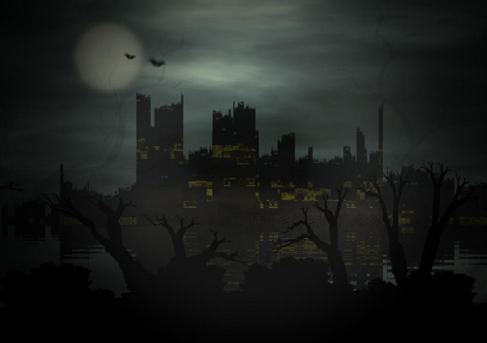 Happy Halloween... by LaxmiJayaraj