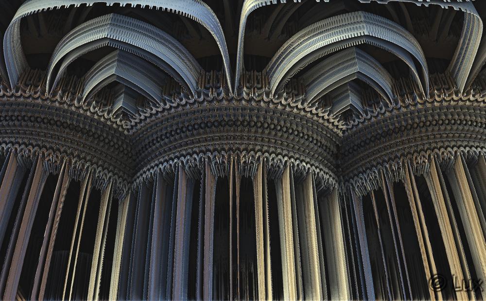 Pillars... by LaxmiJayaraj