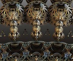 Architectonic spheres... by LaxmiJayaraj