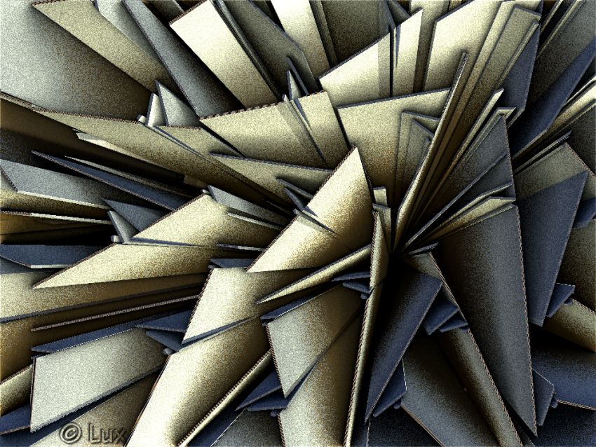 Rand Cubes... by LaxmiJayaraj