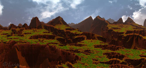New found land...lol by LaxmiJayaraj