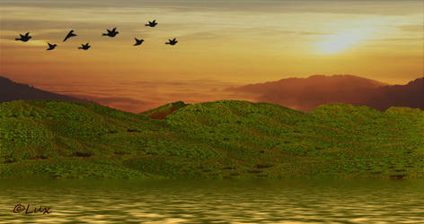 River's Music.... by LaxmiJayaraj