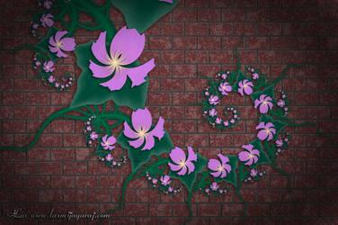 Some Flowers... by LaxmiJayaraj