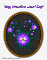 Happy International Women's Day!!! by LaxmiJayaraj