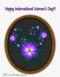 Happy International Women's Day!!! by LaxmiJayaraj
