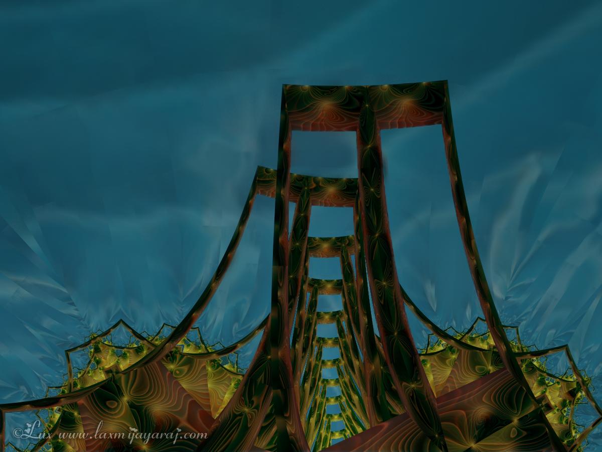 Bridge... by LaxmiJayaraj