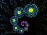 Simple Spiral... by LaxmiJayaraj
