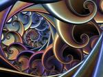 Curly Spiral
