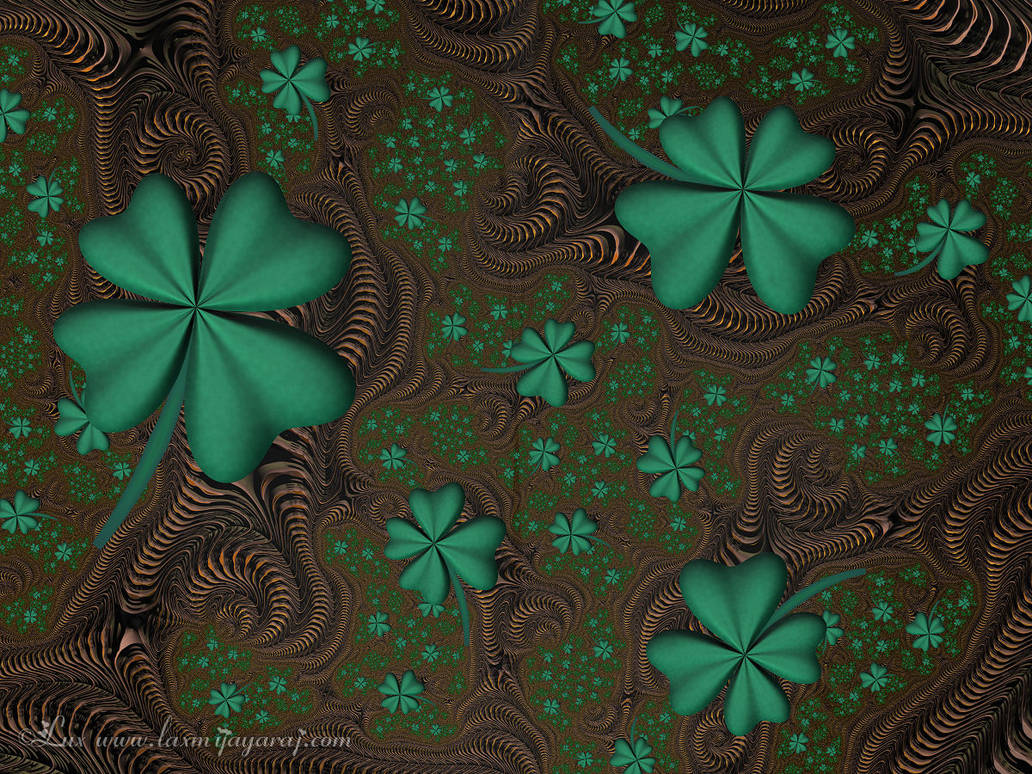 Jux Clover Leaves by LaxmiJayaraj