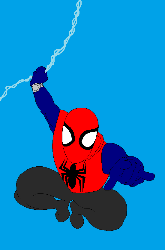 SPIDER: Agent of S.H.I.E.L.D. by Viewer934