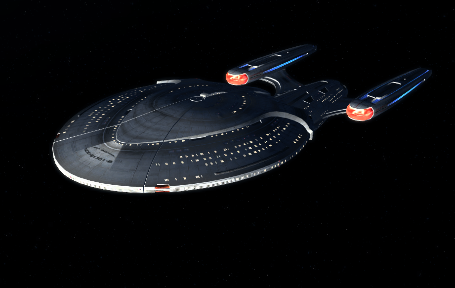 Star Trek Online: Voyages of the Starship Endeavor by Viewer934