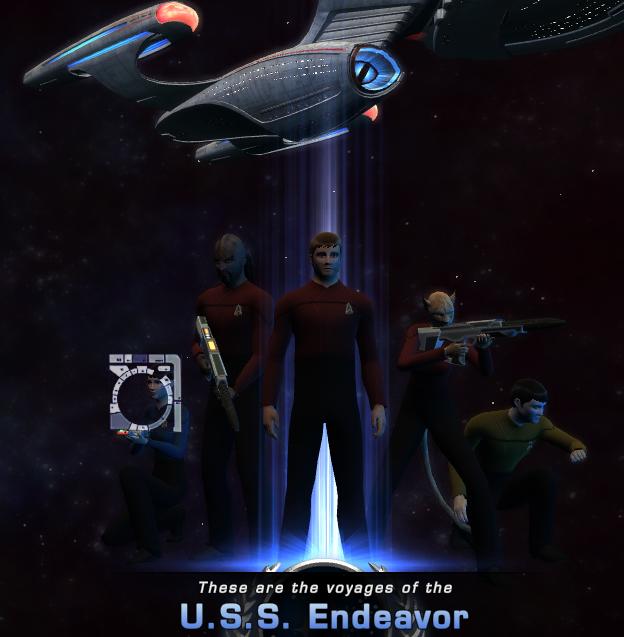 Alternate Future Endeavor Crew by Viewer934