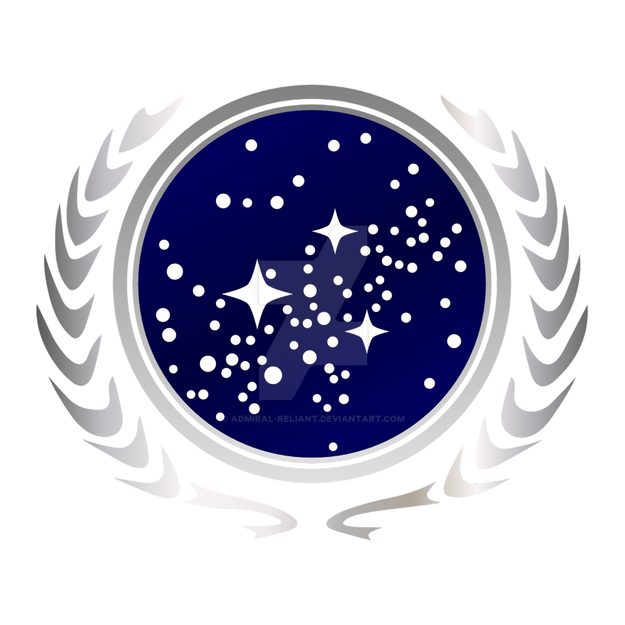 united federation of planets emblem - photo #4
