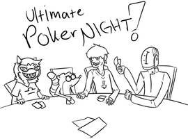 Ultimate Poker Night by LordofOoo